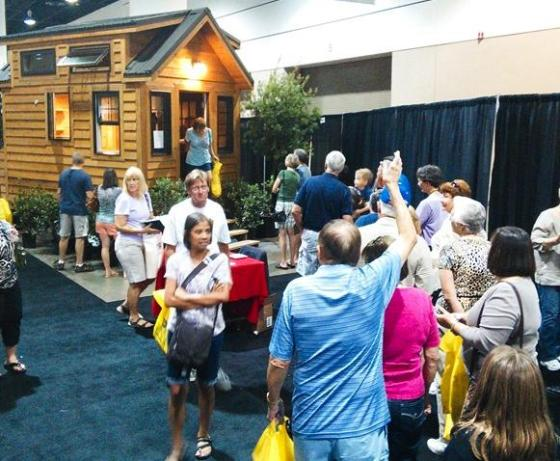 Tiny Home Builders at Florida Home & Garden Show