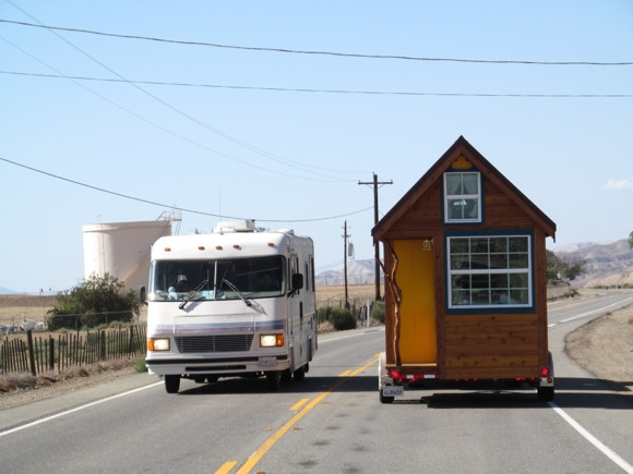 Tiny House versus Motorhome