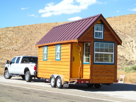 Brilliant Tumbleweed Tiny House By Ella Jenkins Largest Home Design Picture Inspirations Pitcheantrous