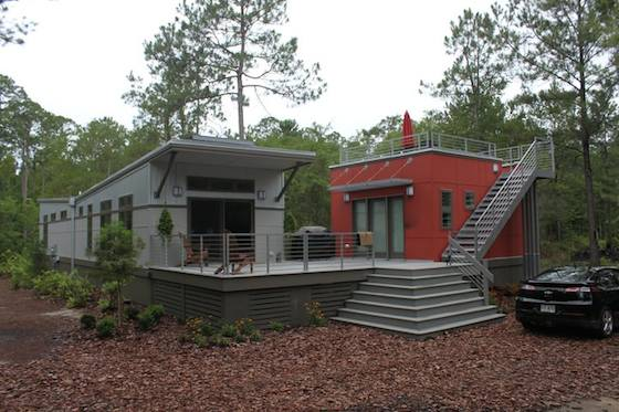 Solar Small Tiny House Ideas Solar Powered Homes Modern