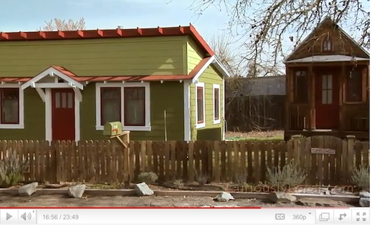 Jay Shafer, Tumbleweed Houses, Small and Tiny House