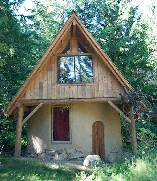 Little cob house - The cob house the beauty of simplicity ...