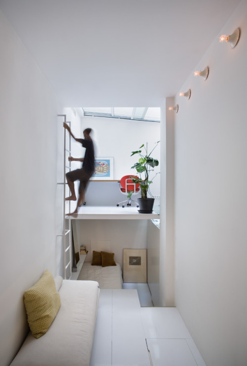 Minimalist Apartment by MYCC Architects in Madrid, Spain