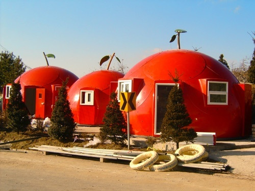 Tiny Dome Homes