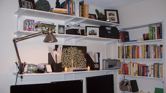 My Office, Desk, and Work Area - After