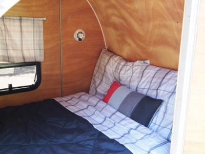 2005 Custom Teardrop Trailer