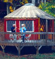 Falling Waters Yurt Rentals