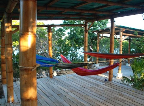 Private Island in the Keys Houseboat and Hammocks