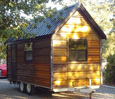 Little Chalet Tiny House On Wheels