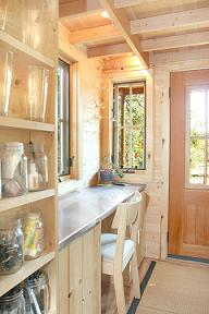 Inside the Epu Tiny House