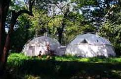 Shelter Systems Studio  Yurts